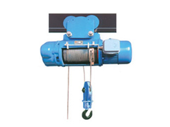 CD1、MD1 type electric hoist