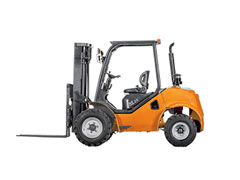 2WD Rough Terrain Forklifts 1.8T/2.5T/3.5T