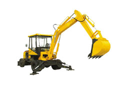 DFME 160-8 hydraulic excavator introduction