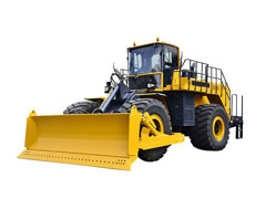 DL1200K wheeled bulldozer