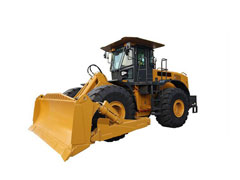 DL900A wheeled bulldozer